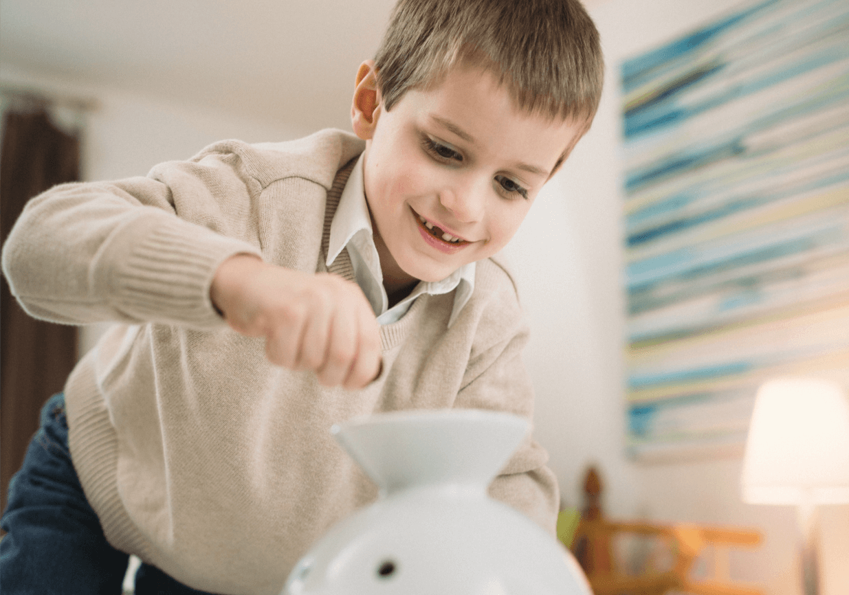 When to Start Teaching Your Kids About Finances